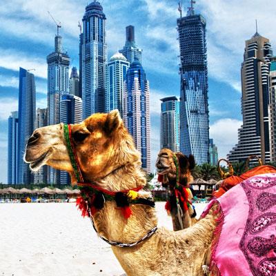 Dubai sin derretirse